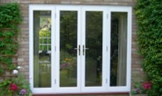 French doors, Cheshire