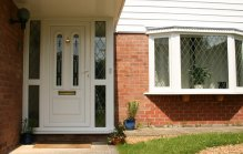 Wooden entrance doors, Timber front doors, Replacement front door
