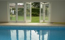 bifold doors from Bayfield Timber